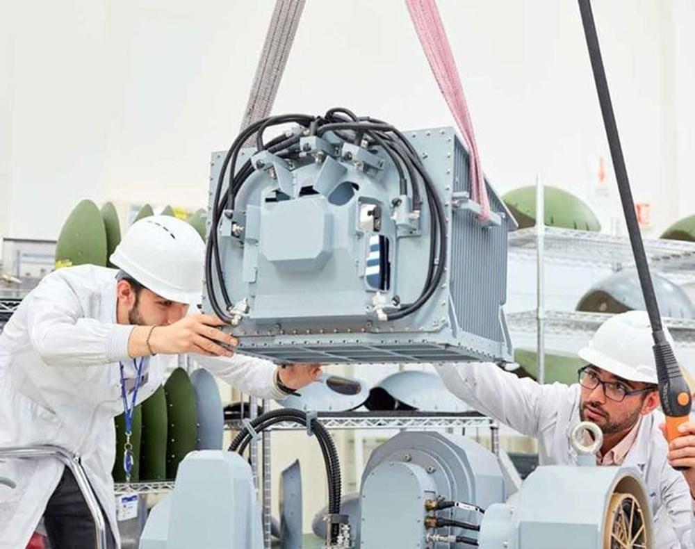 Dijital birliğin robot askeri Barkan göreve hazırlanıyor (Türkiye'nin yeni nesil yerli silahları) - 272