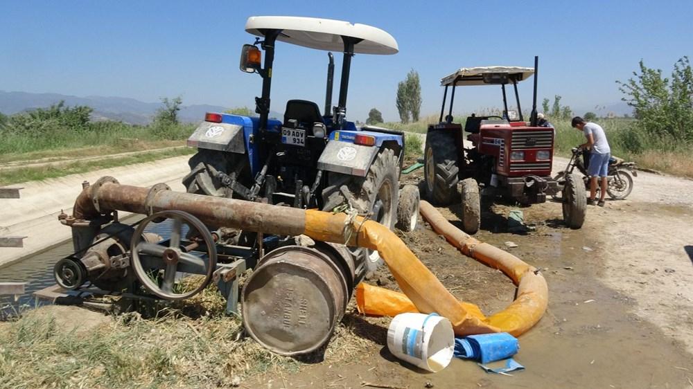 Büyük Menderes kuruyunca çiftçiler yer altı sularına yöneldi - 3