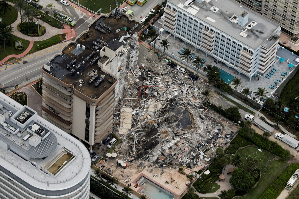 Building collapsed in the USA: Loss of life increased to 4, 159 people missing - 30