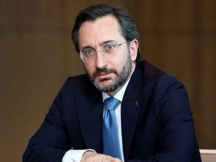 İletişim Başkanı Altun'dan 'Ayasofya' açıklaması