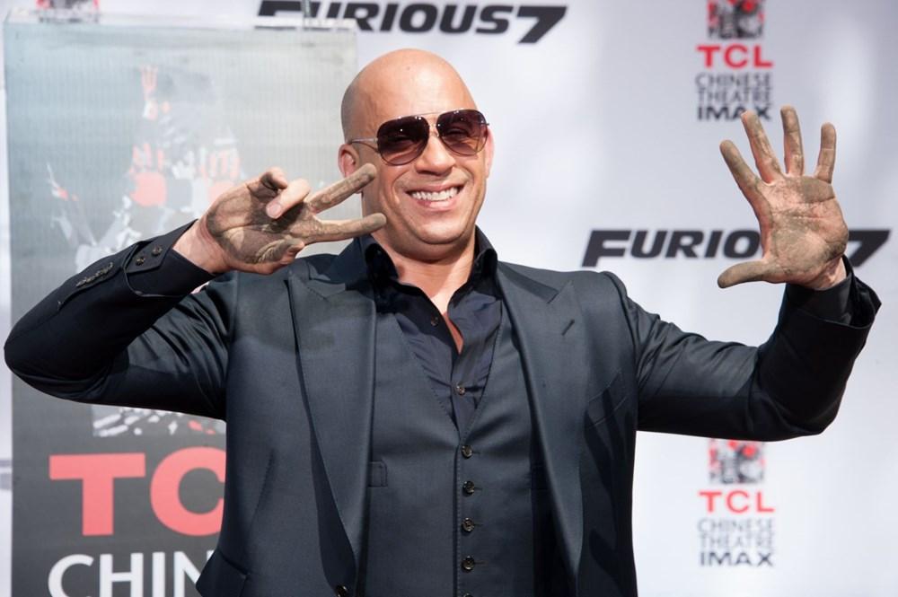 Vin Diesel'in oğlu Hızlı ve Öfkeli 9'da oynadı - 6