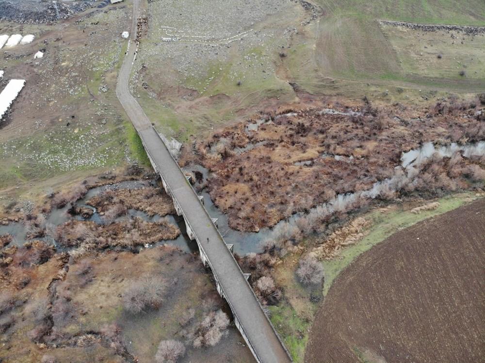 Diyarbakır'daki Roma yolu ve köprüsü için restorasyon talebi - 3