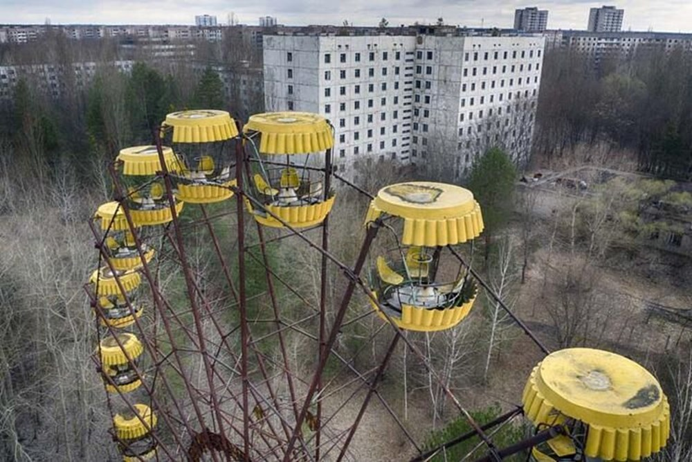 Great danger in Chernobyl: Nuclear reactions have resumed - 16