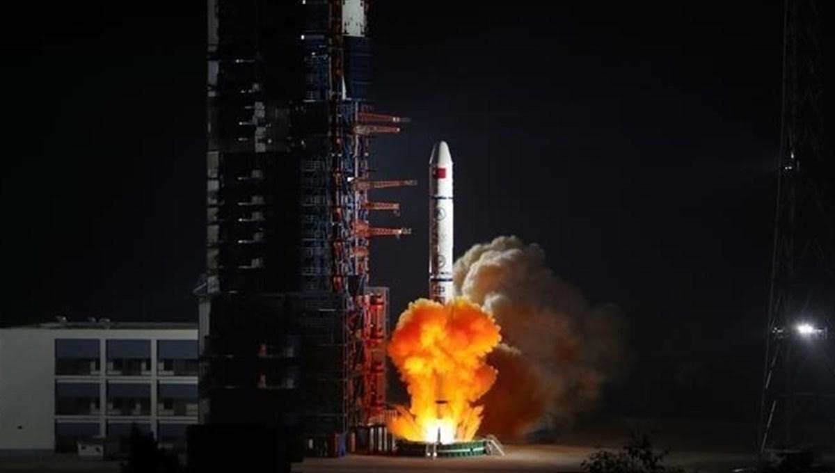 Çin'in kargo aracı yörüngeye girdi (Tekno Hayat)