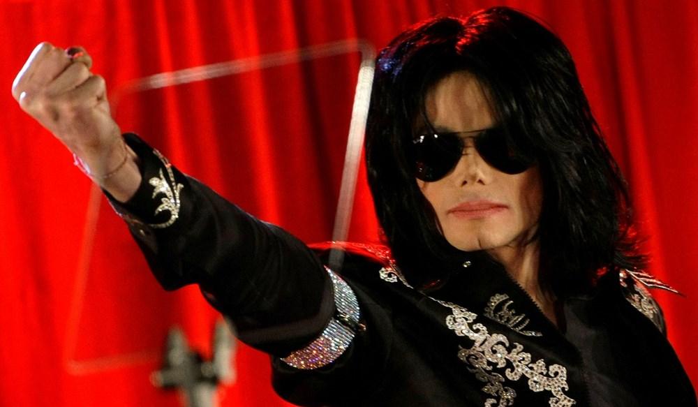 Az bilinen fotoğraflarıyla Michael Jackson - 4