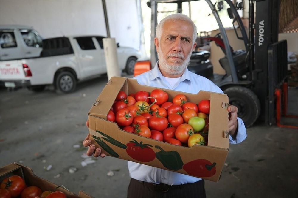 İsrail'in kararına tepki: Domates sapını tehdit gördüler - 4