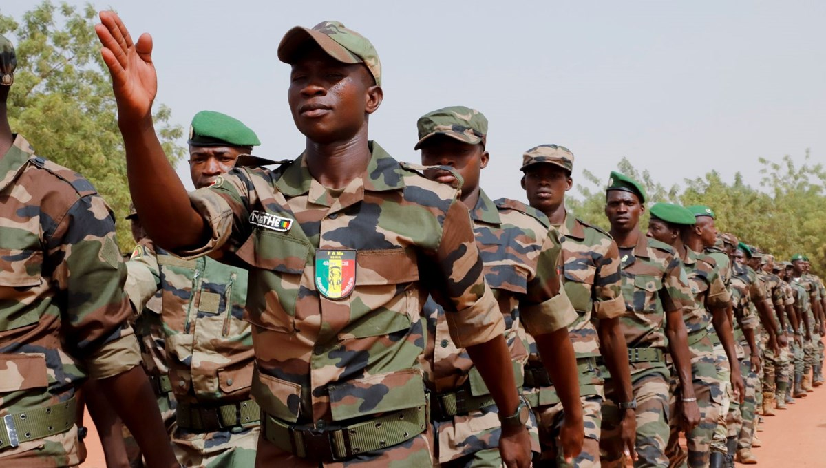 Alleged coup in Mali