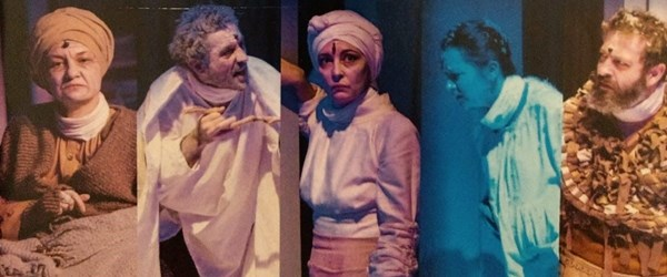 Romanya Queen Mary Tiyatrosu Türk oyununu sahneliyor