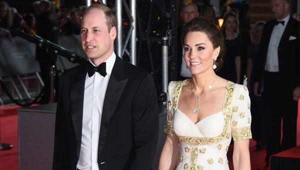 2020 BAFTA Ödülleri'nde kırmızı halı şıklığı