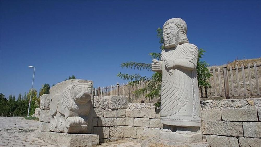 Arslantepe Höyüğü UNESCO listesinde - 7
