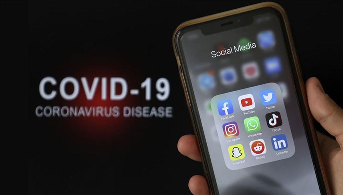 Hindistan'da sosyal medya uygulamalarına Covid-19 çağrısı