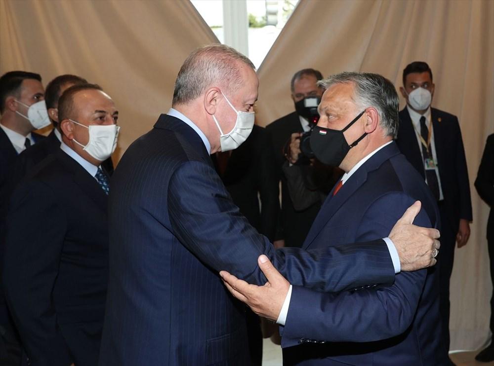 Cumhurbaşkanı Erdoğan Brüksel'de - 4