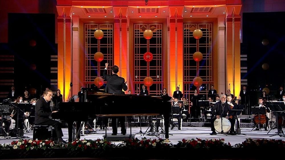 Cumhurbaşkanlığı Külliyesi'nde 15 Temmuz'a özel konser - 4