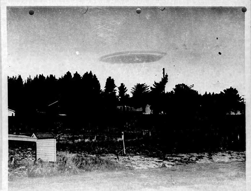 Pentagon'dan 'UFO' raporu (Savaş pilotunun çektiği fotoğraf sızdı) - 21