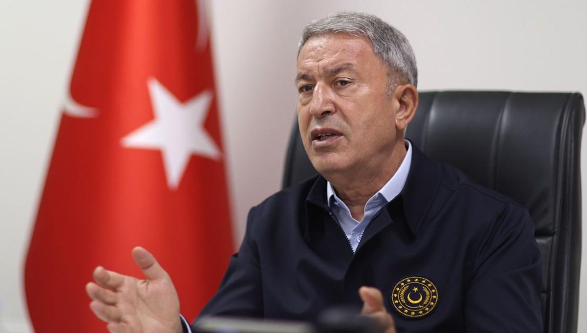Milli Savunma Bakanı Akar'dan Kabil Havalimanı açıklaması