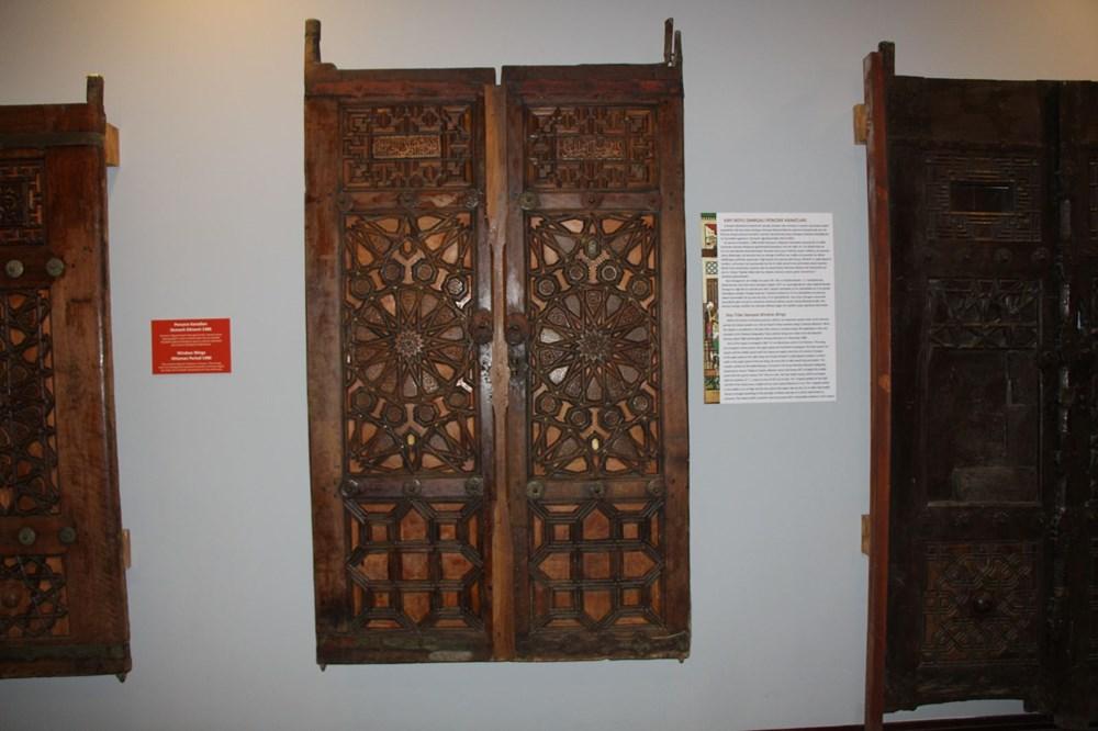 Sultan II. Bayezid Camisi'nin penceresinde Kayı sembolleri bulundu: Dünyada tek örnek - 6