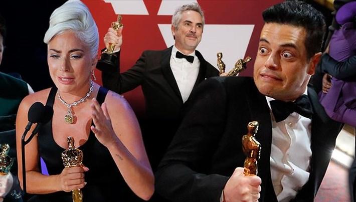 2019 Oscar Ödülleri'ni kazananlar belli oldu (91. Oscar Ödülleri'ni kazananlar-TAM LİSTE)