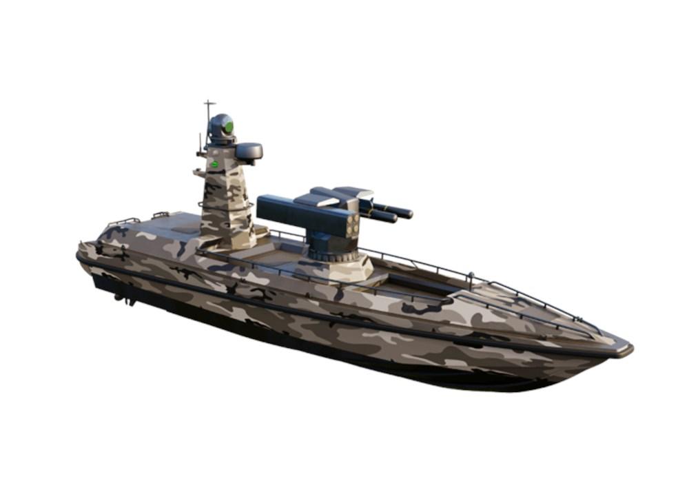 Türkiye'nin insansız deniz aracı sürüsü göreve hazırlanıyor (Türkiye'nin yeni nesil yerli silahları) - 40