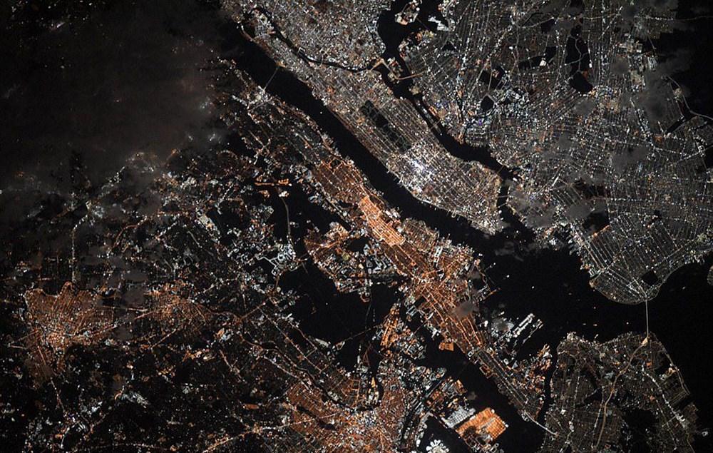 NASA Ankara'dan fotoğraf paylaştı (Astronotların gözünden gezegenimiz) - 3