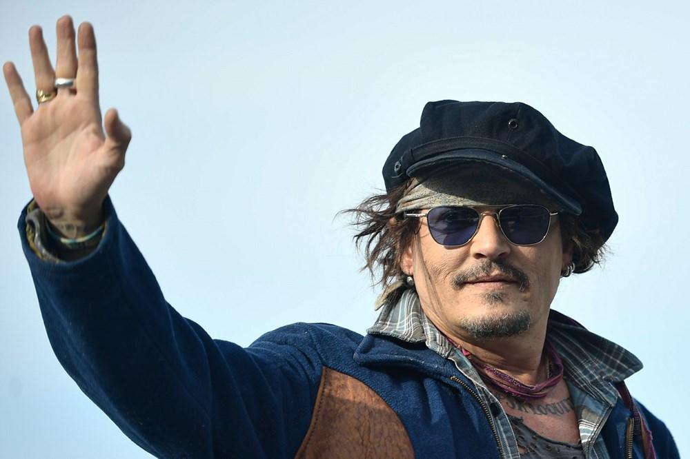 Johnny Depp: Jack Sparrow'un ruhunu canlı tutacağım - 4
