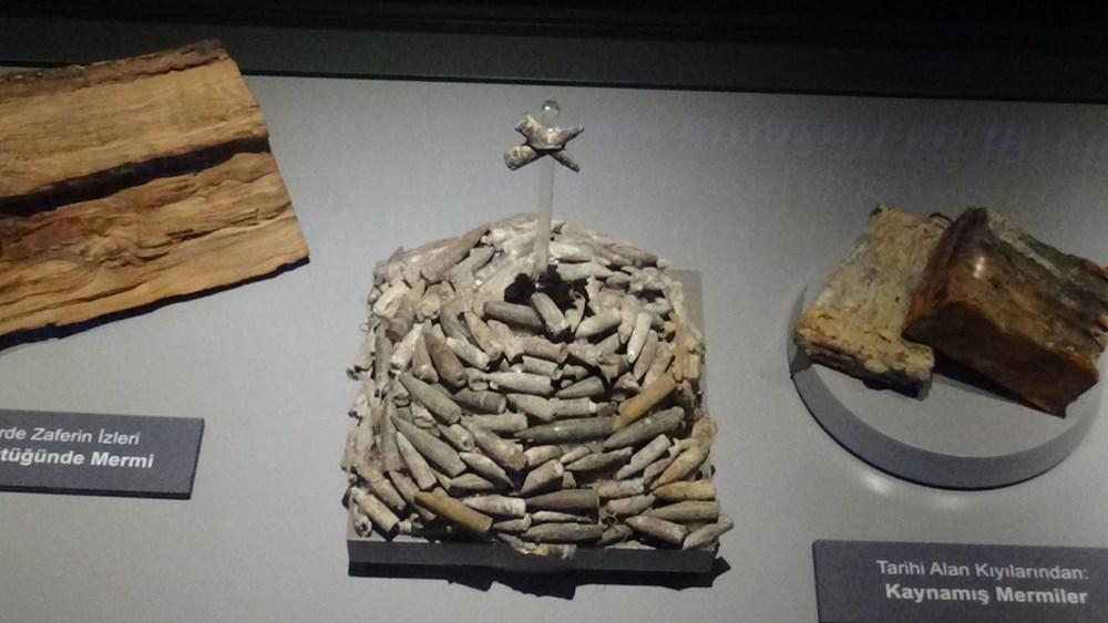 Çanakkale ruhu mobil müze ile Türkiye'ye yolculuğuna başladı - 5