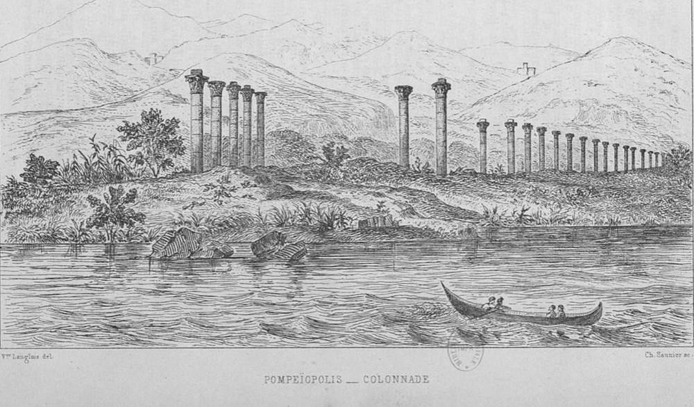 Astronominin kurucusu Aratos'un anıt mezarı için Soli Pompeiopolis'de kazı çalışmaları başladı - 5