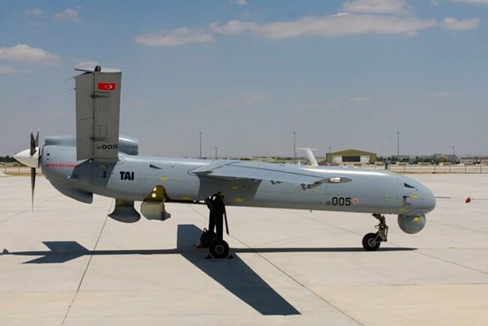 Aksungur tam yüklü mühimmatla 1 günden fazla uçtu (Türkiye'nin yeni nesil silahları) - 115