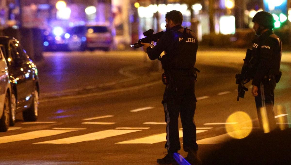 Viyana'da 6 ayrı noktada terör saldırısı