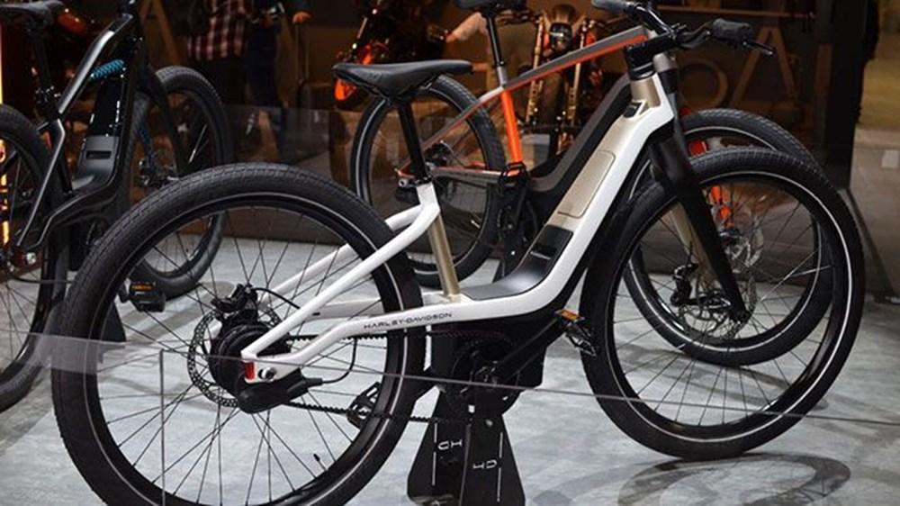 Harley-Davidson'dan elektrikli bisiklet markası: Serial 1 - 12