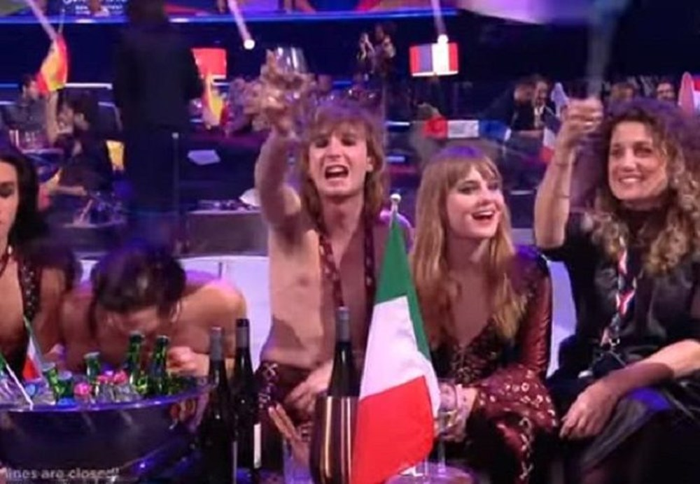 Eurovision 2021 Şarkı Yarışması'nda uyuşturucu krizi - 3