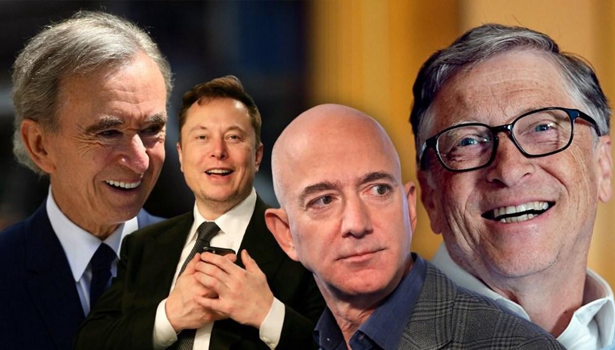 Dünyanın en zengin insanları paralarını nasıl harcıyor?