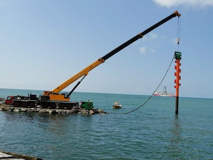 Karadeniz'in hırçın dalgaları elektrik üretecek