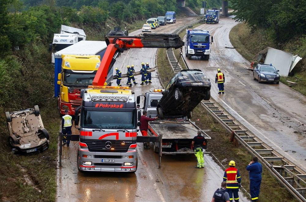 Almanya'da sel felaketinde ölü sayısı 156'ya yükseldi - 3