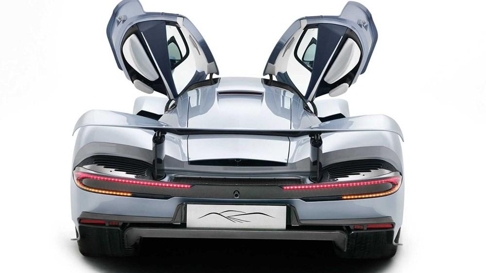 Dünyanın en pahalı elektrikli otomobili ilk teslimata hazır - 12