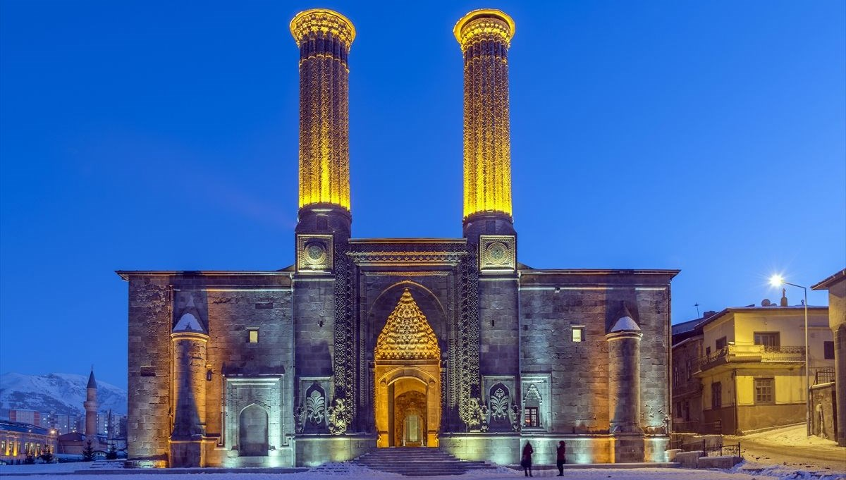 The city that made a journey in history: Erzurum