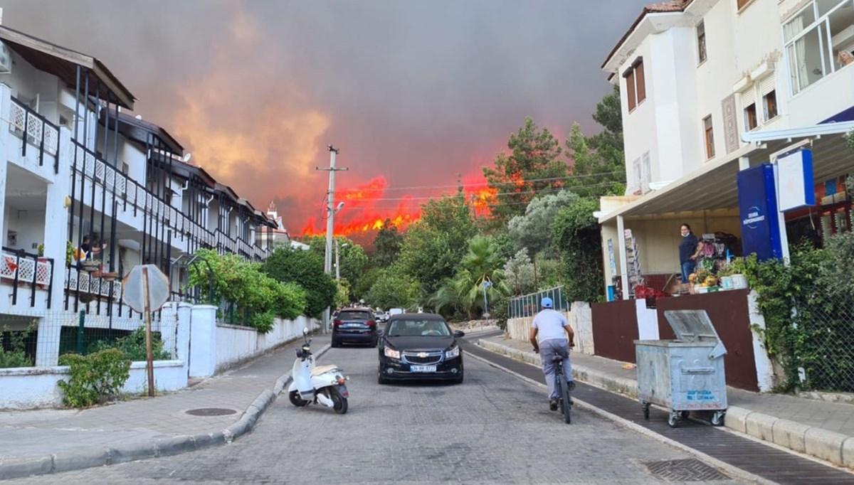 Antalya, Adana, Mersin, Aydın, Muğla, Osmaniye, Kayseri ve Manisa'da orman yangınları