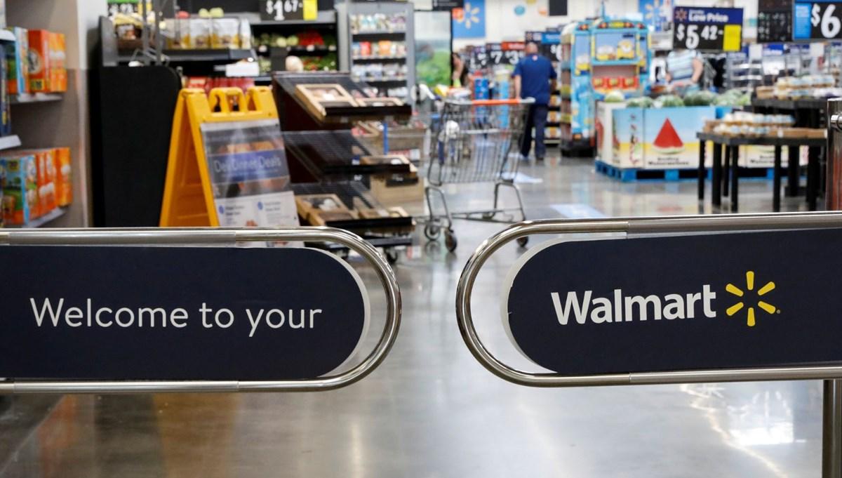 Walmart, sivil itaatsizlik riskine karşı mağazalarındaki silahları toplattı