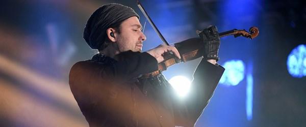 Müziğin dahi çocuğu David Garrett İstanbul'a geliyor