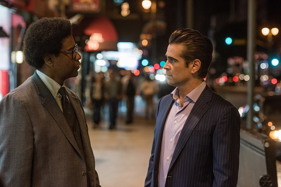 Denzel Washington ve Colin Farrell / Roman J. Israel, Esq.