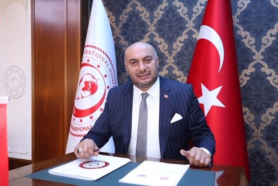 Türk döneri gözünü dünyaya dikti