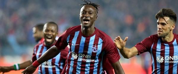 Trabzonspor kazanmaya devam ediyor