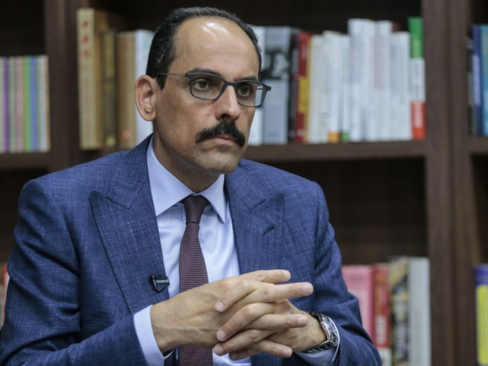 Cumhurbaşkanlığı Sözcüsü Kalın'dan 'Ayasofya' ve 'sosyal medya' açıklaması