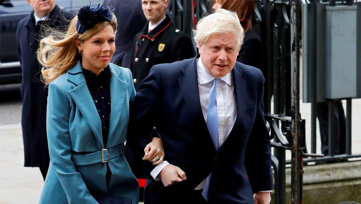 İngiltere'de first lady Carrie Symonds krizi: Boris Johnson'ın ekibini dağıttı