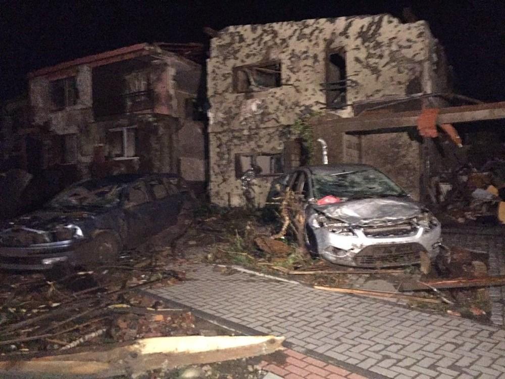 Çekya'yı kasırga vurdu: 150 yaralı - 3