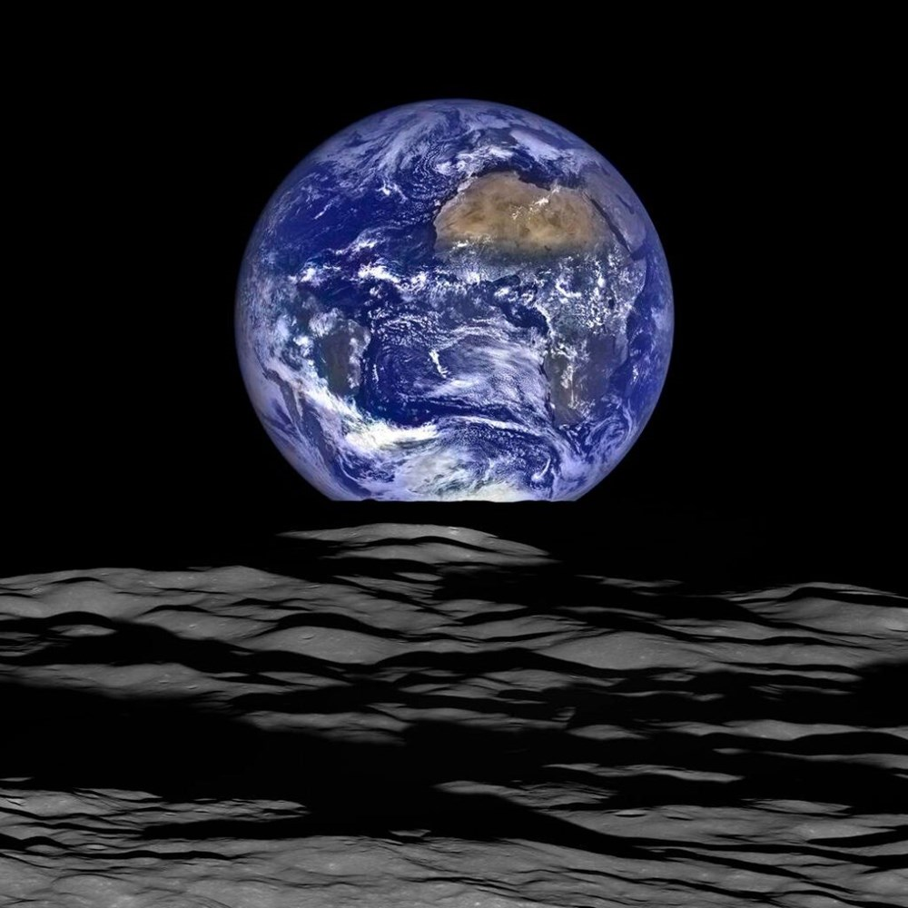 10 Earth photos taken from space - 2