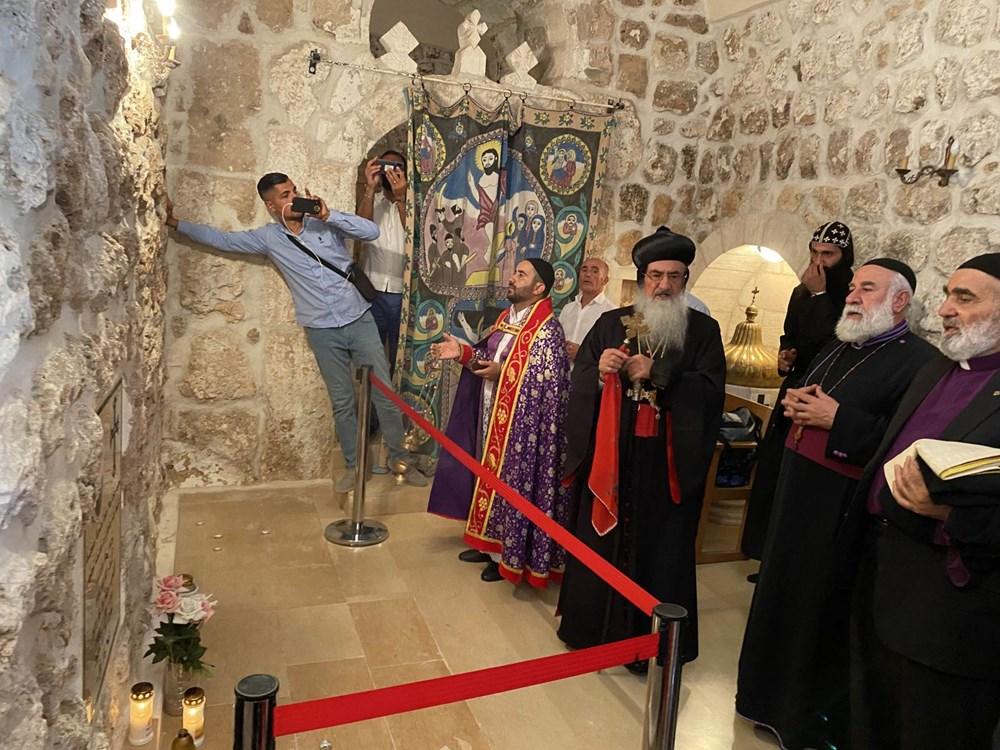Midyat'ta Süryani cemaatinden 30 yıl sonra papaz töreni - 6