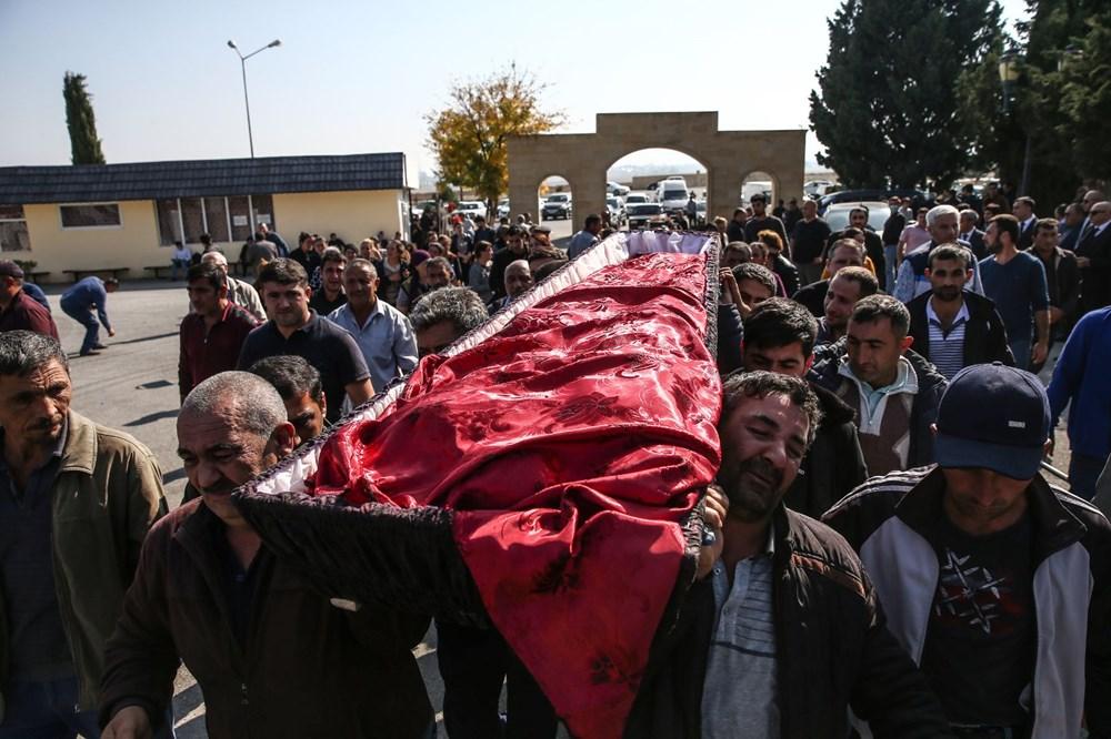Hain saldırının küçük kurbanları: Cenazede gözyaşları sel oldu - 2