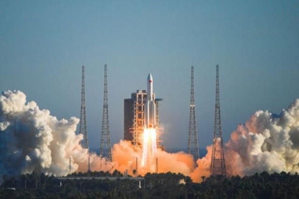 Çin teklif etti: Dünya'yı tehdit edecek asteroide roket - 6