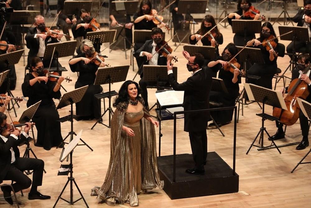Cumhurbaşkanlığı Senfoni Orkestrası yeni bina açılış konseri - 29