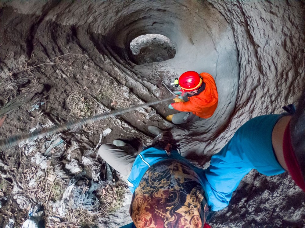 Karabük Safranbolu'da 2 bin 500 yıllık gizli geçit keşfedildi - 5